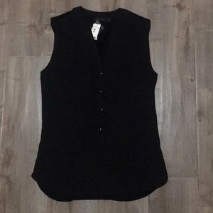 The Limited | Black Sleeveless | Sz M | NWT